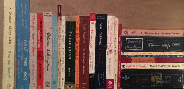 books canvas header