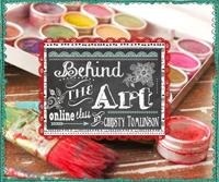 Behind the Art with Christy Tomlinson
