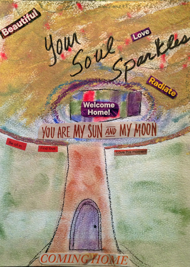 Your Soul Sparkles week 20 whole