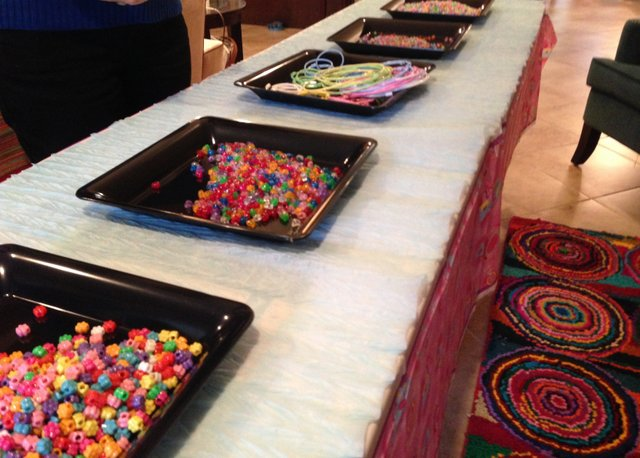 Bead table